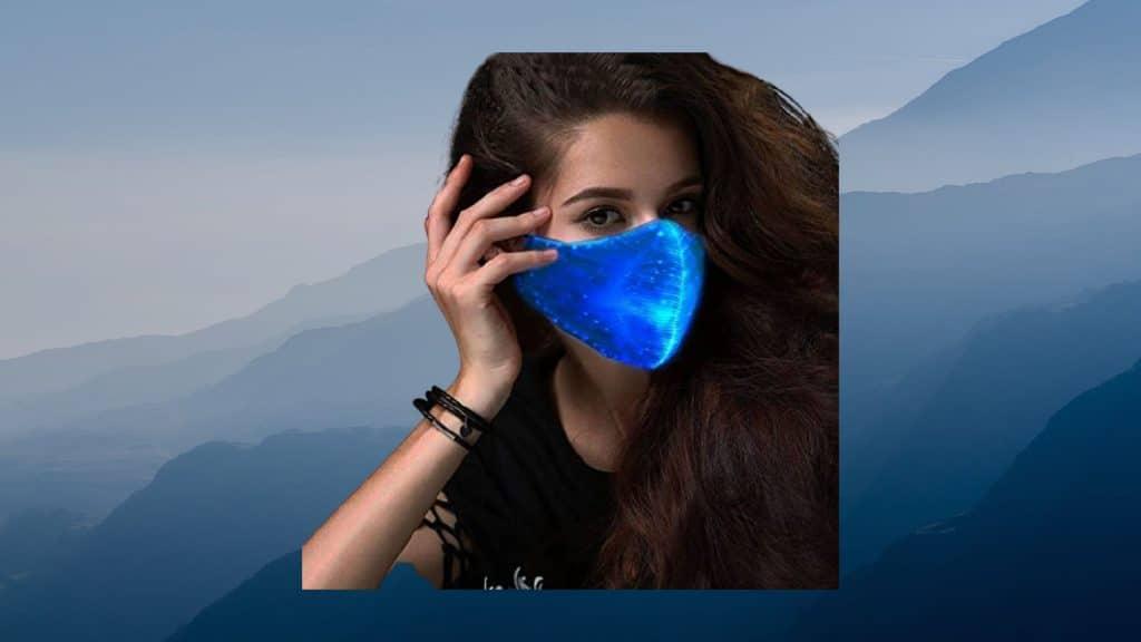 SAFEBAO's Unisex LED Rave Mask