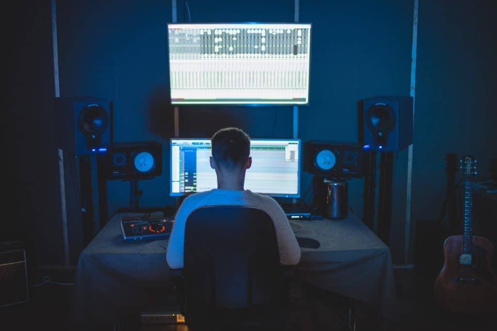 music producer gear