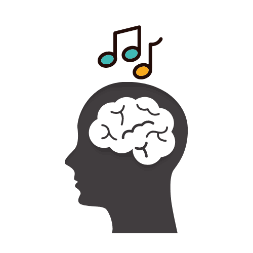 How does EDM affect the brain?