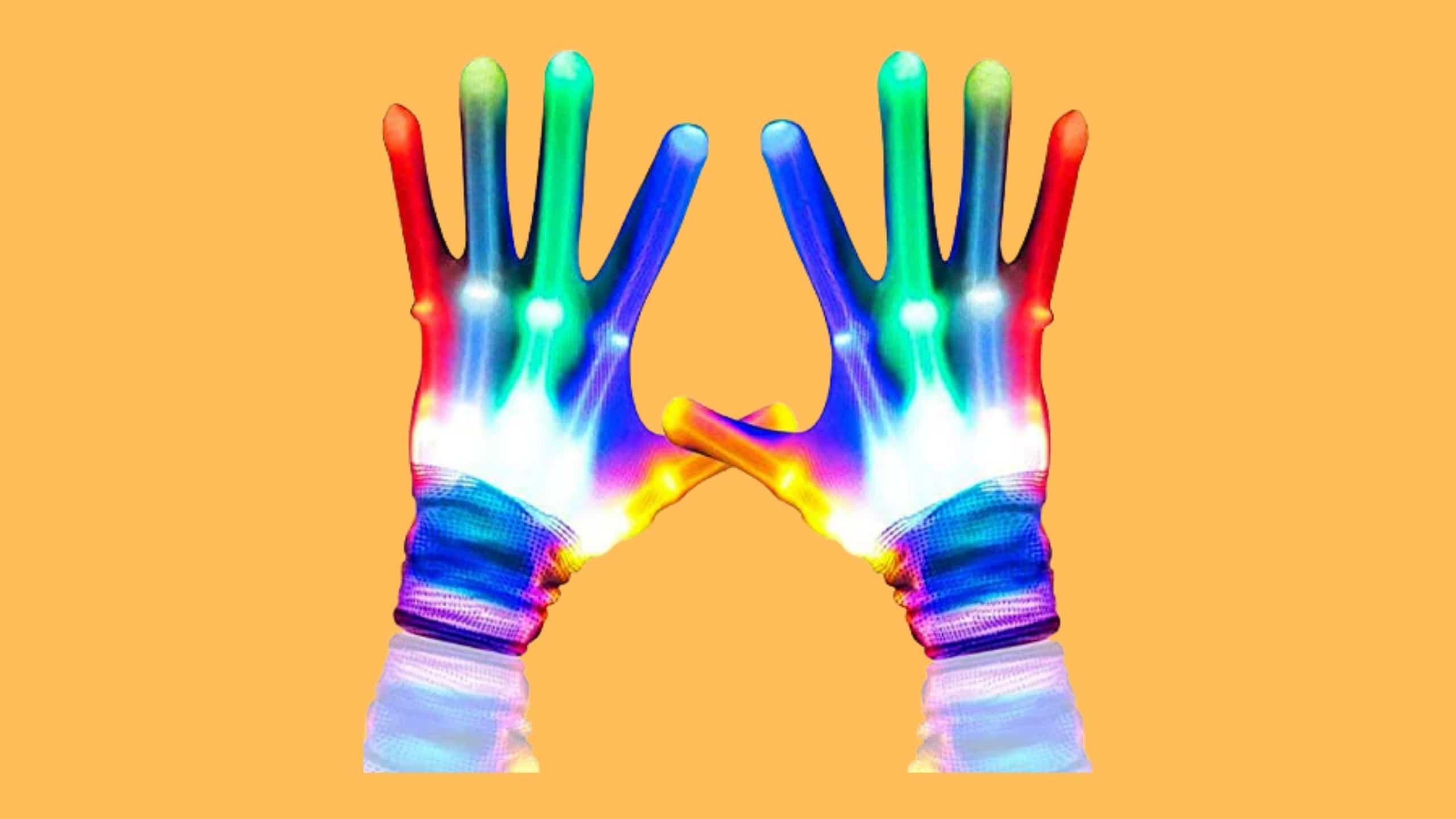 TTMOW's LED Finger lights