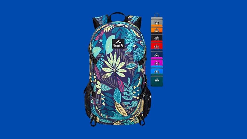 Venture Pal Lightweight Packable Backpack for Music Festivals