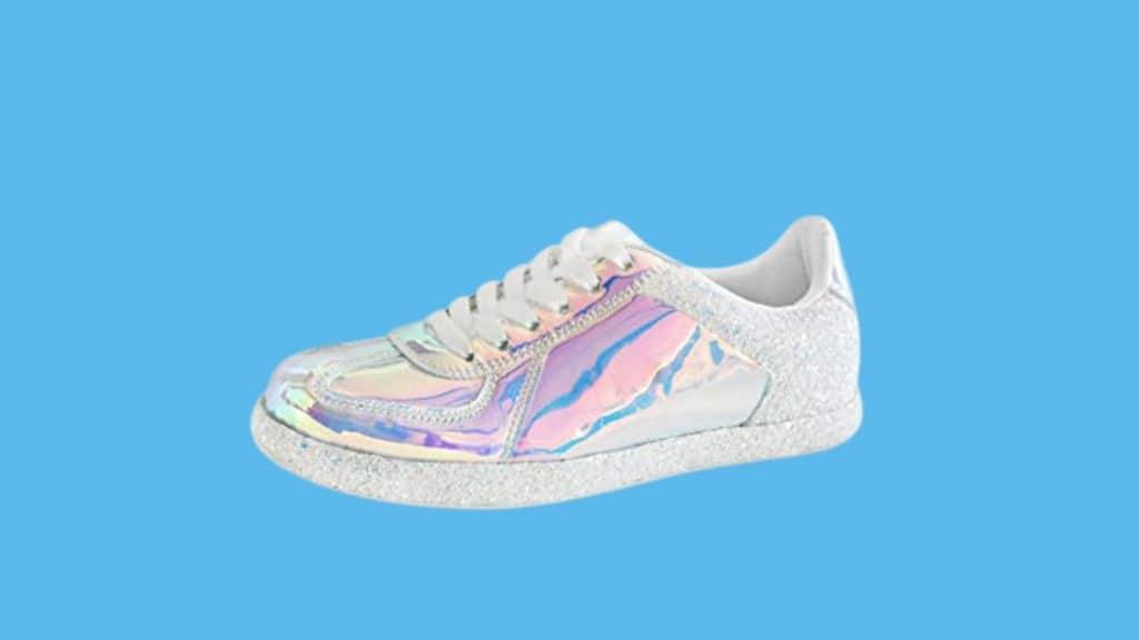 Women's Glitter Sneakers by ROXY ROSE