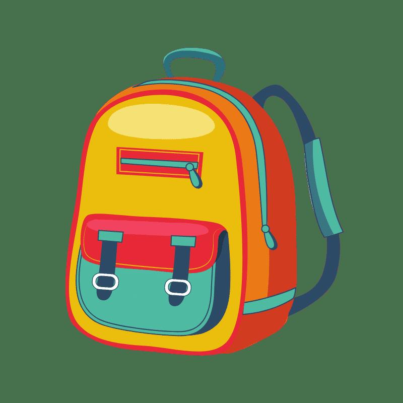 backpack for raves