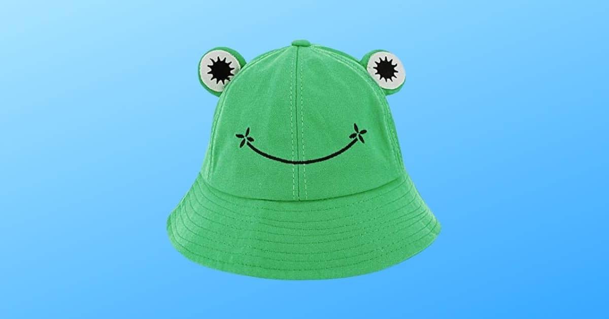 Cotton Bucket Hat by HAOOHU