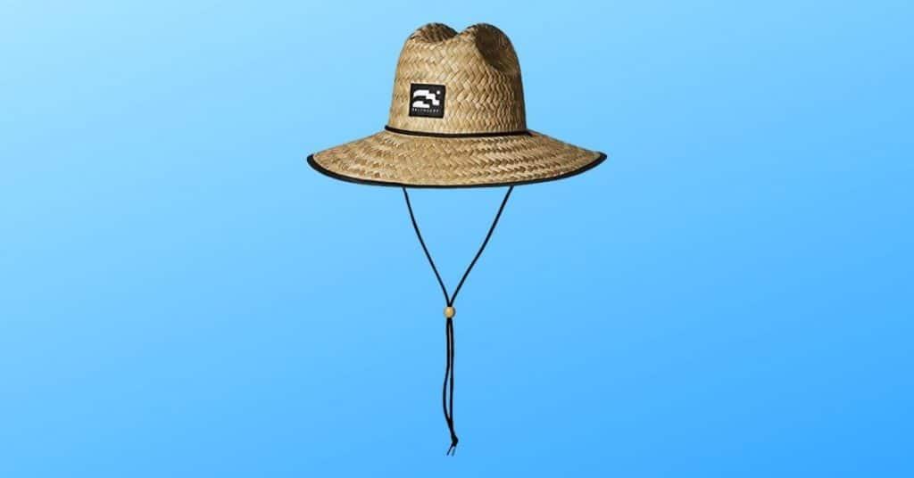 Straw Bucket Hat for Men by BROOKLYN ATHLETICS