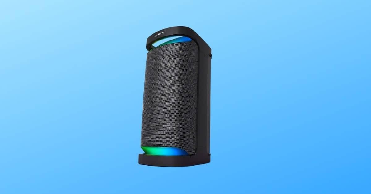 SONY SRS-XP700 Bluetooth Bass Speaker