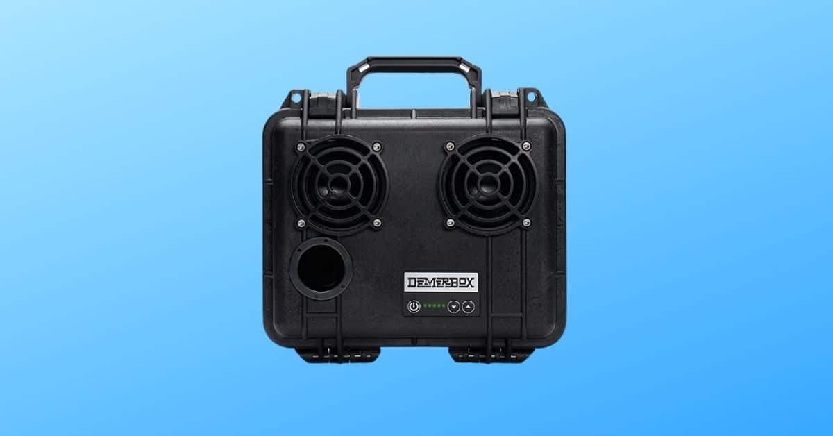 DEMERBOX Loud Sound Speakers