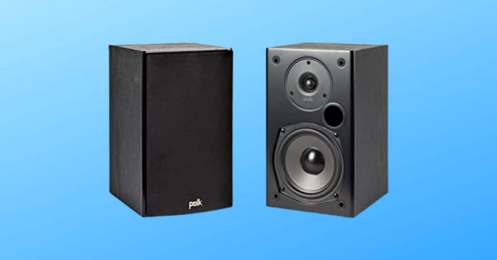Polk Audio T15 Deep Bass Response Speakers