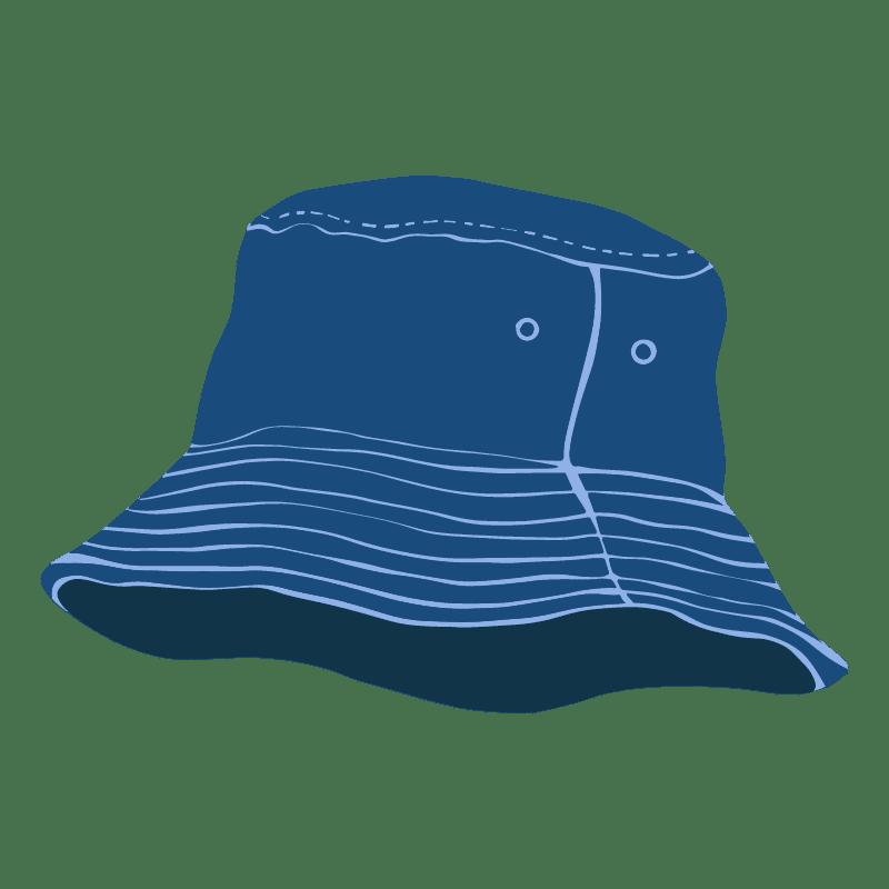 bucket hat for music festivals