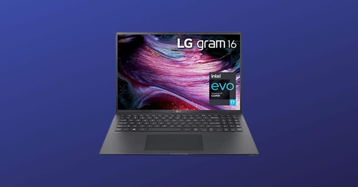 LG Gram 16 2021